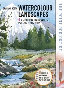 The Paint Pad Artist: Watercolour Landscapes