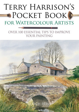 Terry Harrison's Pocket Book for Watercolour Artists by Terry Harrison