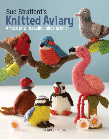 Sue Stratford's Knitted Aviary