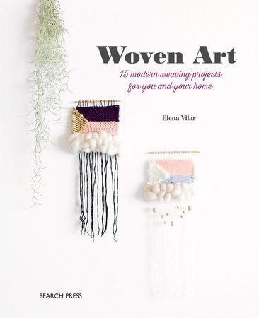 Woven Art by Elena Vilar