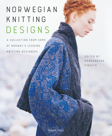 Norwegian Knitting Designs by Margaretha Finseth