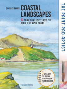 Paint Pad Artist, The: Coastal Landscapes
