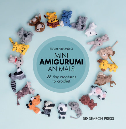 61 Mini Crochet Animals [Free Patterns] | AllFreeCrochet.com | 450x449