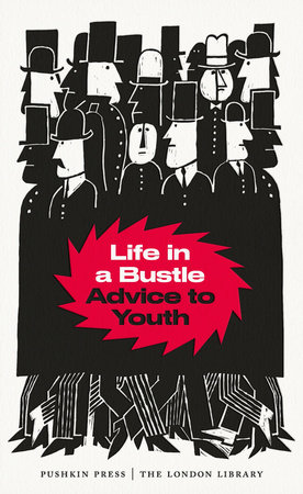Life in a Bustle by Sir Alfred Milner