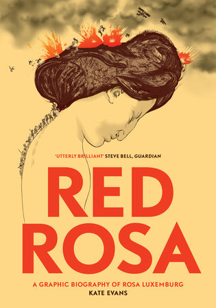 Red Rosa by Kate Evans