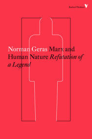 Marx and Human Nature