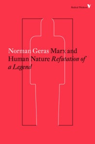 Marx and Human Nature