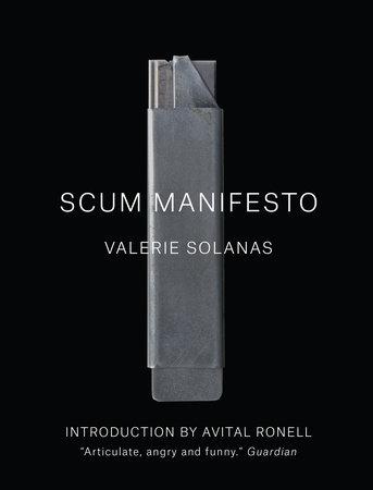 SCUM Manifesto by Valerie Solanas