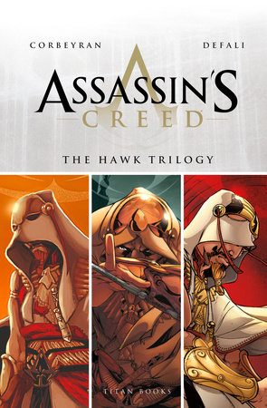 Assassin S Creed The Hawk Trilogy By Titan Books 9781785653889