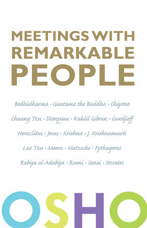 Meetings with Remarkable People by Osho