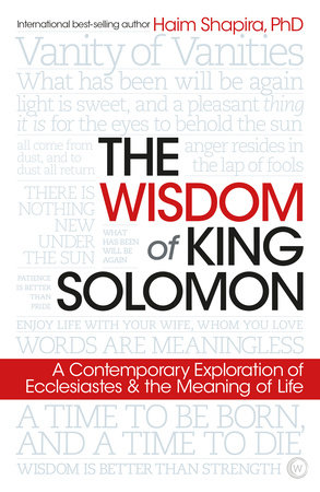 The Wisdom of King Solomon