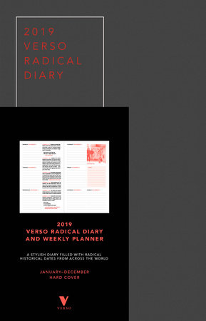 2019 Verso Radical Diary and Weekly Planner by Verso Books