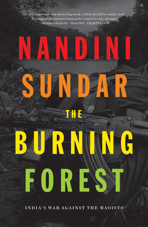 The Burning Forest