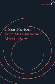 From Marxism to Post-Marxism?