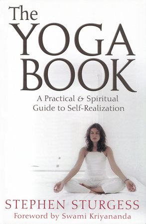 The Yoga Book by Stephen Sturgess