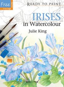 Irises in Watercolour