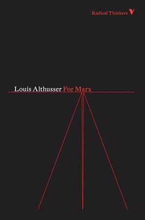 For Marx by Louis Althusser