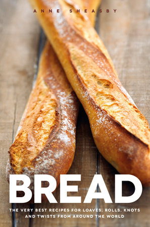 Bread by Anne Sheasby