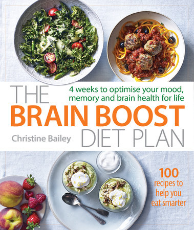 The Brain Boost Diet Plan