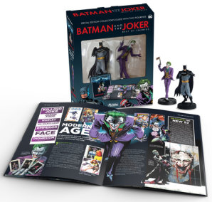Batman and The Joker Plus Collectibles