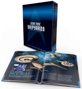 Star Trek Shipyards: Starfleet and the Federation Box Set