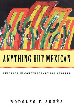 Anything But Mexican