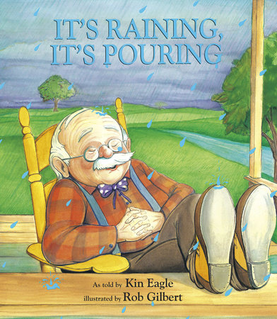 It's Raining, It's Pouring by Kin Eagle