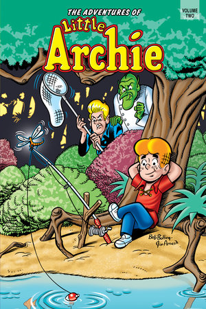 The Adventures of Little Archie Vol.2 by Bob Bolling and Dexter Taylor
