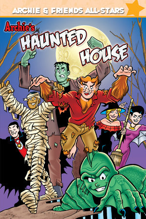 Archie's Haunted House by George Gladir