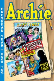 Archie Freshman Year Book 2