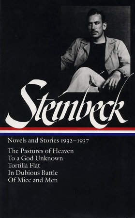 John Steinbeck: Novels and Stories 1932-1937 (LOA #72)
