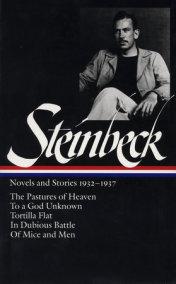 John Steinbeck: Novels and Stories 1932-1937 (LOA #72)