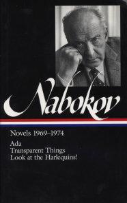 Vladimir Nabokov: Novels 1969-1974 (LOA #89)