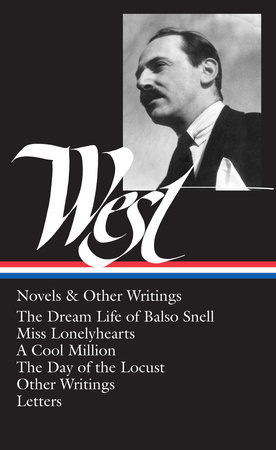 Nathanael West: Novels & Other Writings (LOA #93)