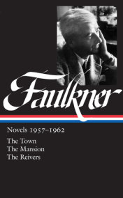 William Faulkner: Novels 1957-1962 (LOA #112)