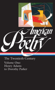 American Poetry: The Twentieth Century Vol. 1 (LOA #115)