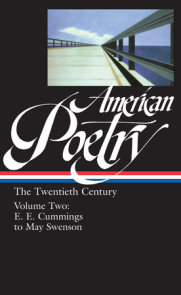 American Poetry: The Twentieth Century Vol. 2 (LOA #116)