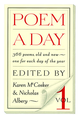 Poem a Day: Vol. 1