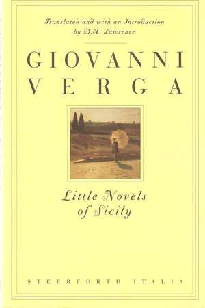 Little Novels of Sicily by Giovanni Verga