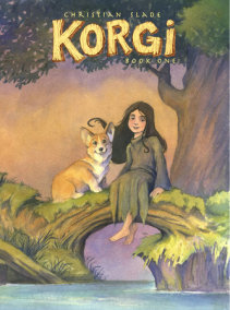 Korgi Book 1: Sprouting Wings!