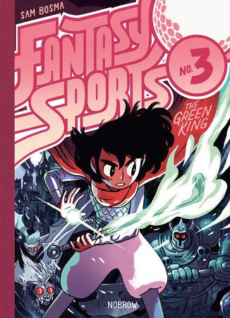Fantasy Sports 3 by Sam Bosma