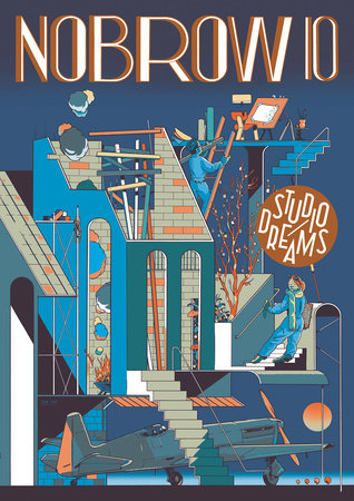 Nobrow 10: Studio Dreams