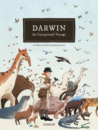 Darwin by Fabien Grolleau