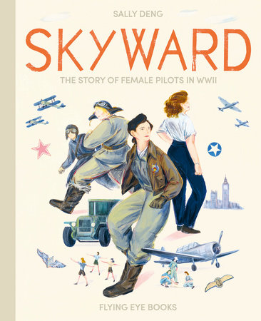 Skyward by Sally Deng