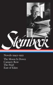 John Steinbeck: Novels 1942-1952 (LOA #132)