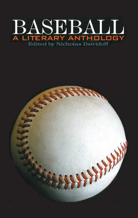 Baseball: A Literary Anthology Book Cover Picture