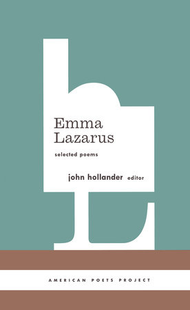 Emma Lazarus: Selected Poems