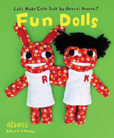 Aranzi Aronzo Fun Dolls by