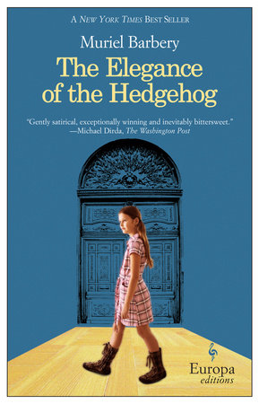 The Elegance of the Hedgehog Book Cover Picture