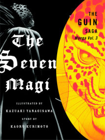 The Guin Saga Manga, Volume 3